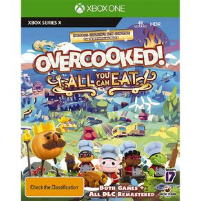 Xbox Series X Overcooked All You Can Eat