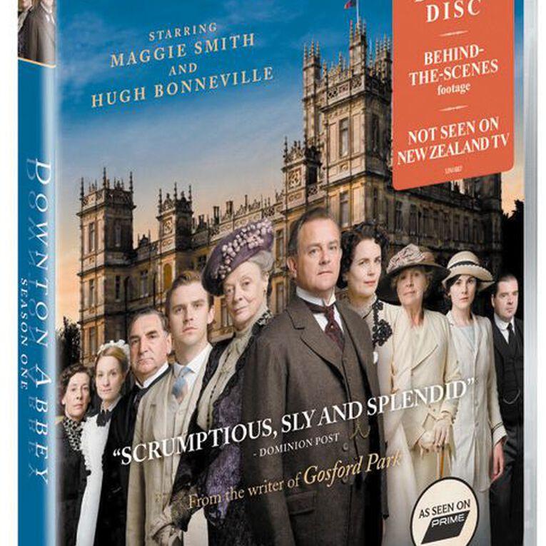 Downton Abbey Season 1 DVD 4Disc, , hi-res
