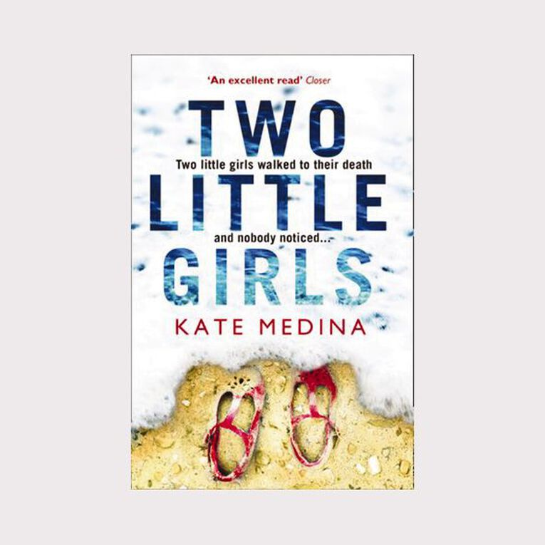 Two Little Girls by Kate Medina, , hi-res
