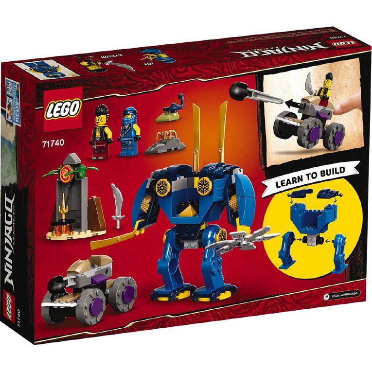 LEGO Ninjago Jay's Electro Mech 71740, , hi-res