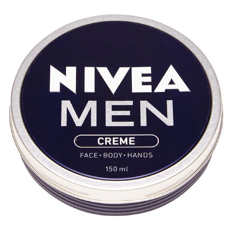 Nivea Men Creme Tin 150ml, , hi-res