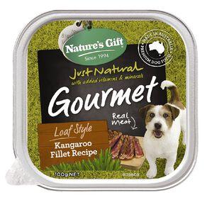 Nature's Gift Gourmet Loaf Kangaroo 100g