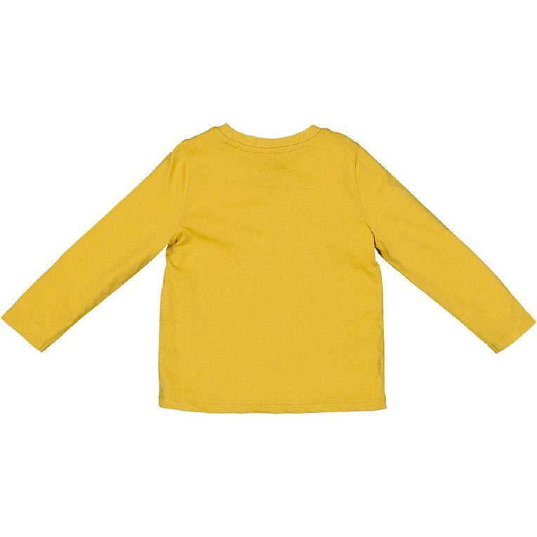 Young Original Toddler 2 Pack Long Sleeve Tees, Grey Dark MONSTER, hi-res