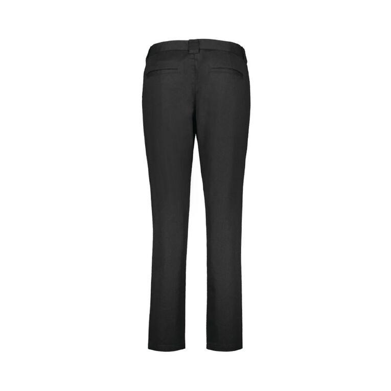 Rivet Men's Work Pants, Black, hi-res