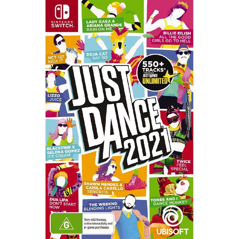 Nintendo Switch Just Dance 2021, , hi-res