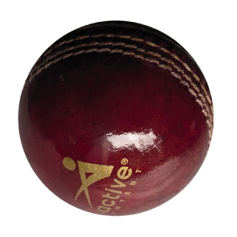 Active Intent Sports Cricket Training Ball 2 Piece 71mm, , hi-res
