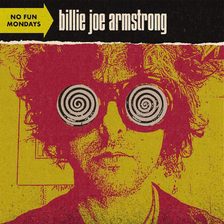 No Fun Mondays CD by Billie Joe Armstrong 1Disc, , hi-res image number null