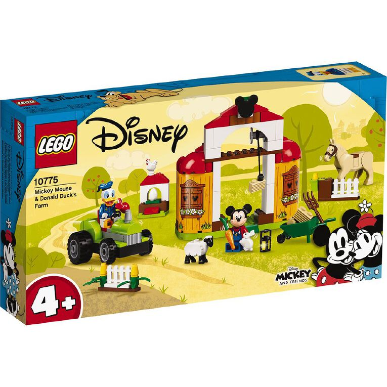 LEGO Mickey Mouse & Donald Duck's Farm 10775, , hi-res