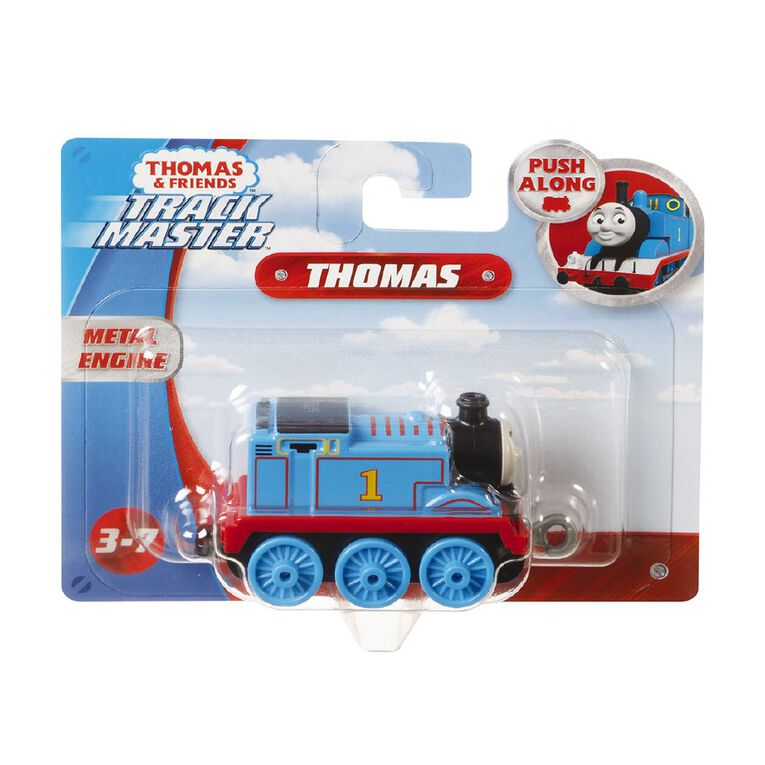 Fisher-Price Thomas & Friends Push Along Solid Thomas Engine, , hi-res