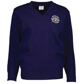 Schooltex Dannevirke High School Jersey with Embroidery