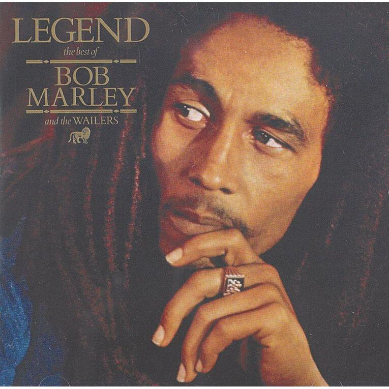 Legend (Remastered) CD by Bob Marley 1Disc, , hi-res