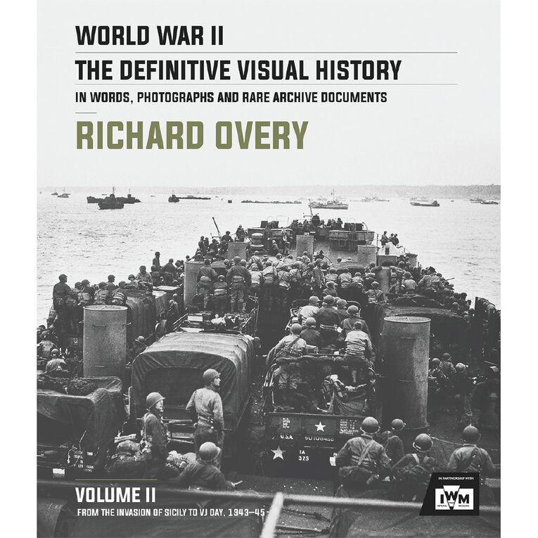World War II: The Definitive Visual History Vol #2 by Richard Overy, , hi-res