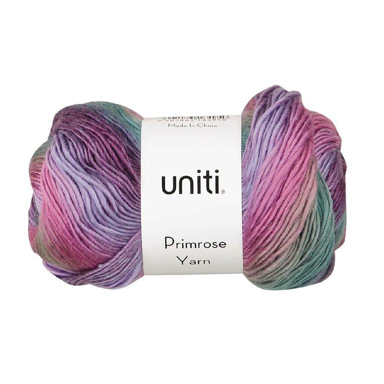 Uniti Yarn Primrose 100g Purple, , hi-res