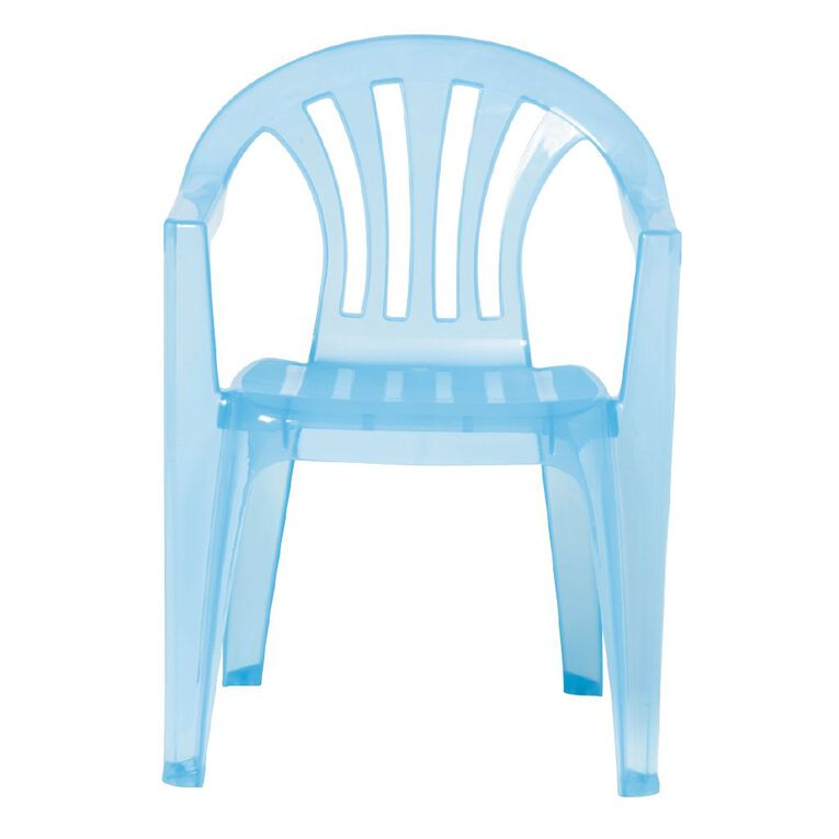 Taurus Kids' Chair Blue, , hi-res