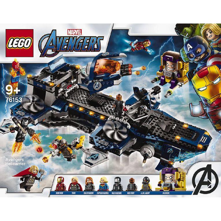 LEGO Marvel Super Heroes Avengers Helicarrier 76153, , hi-res
