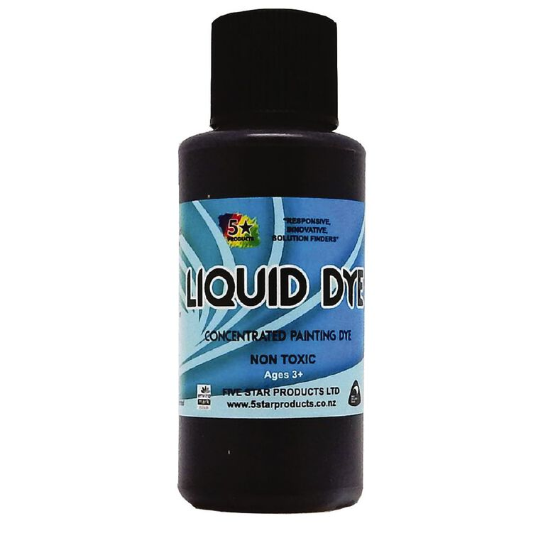Fivestar Concentrated Liquid Dye Ultramarine 50 ml, , hi-res