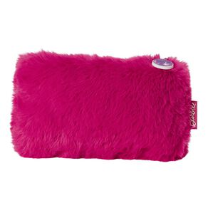 Barbie Fur Cosmetic Bag