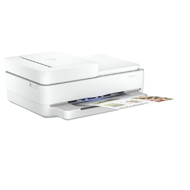 HP ENVY 6420 Printer All-in-One Printer White, , hi-res