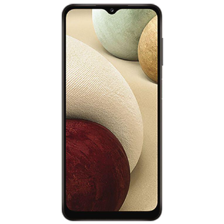 2degrees Samsung Galaxy A12 128GB - Black, , hi-res