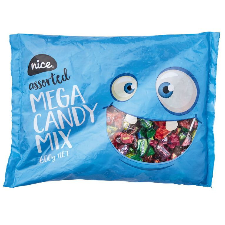 Nice Mega Candy Mix 600g, , hi-res