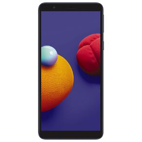 Vodafone Samsung Galaxy A01 Core SIM Bundle Blue
