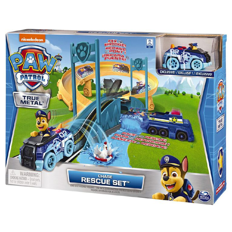 Paw Patrol Chase's Police Rescue Set, , hi-res