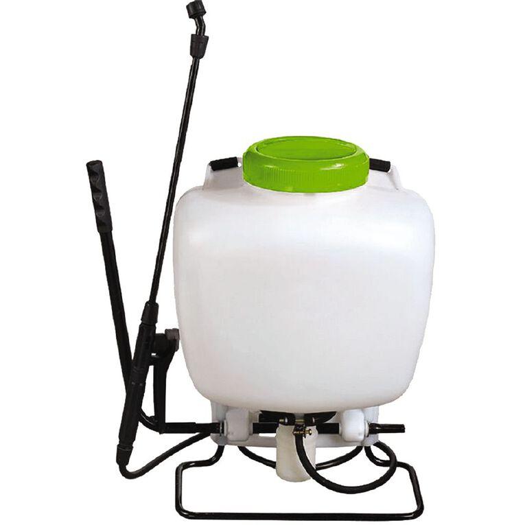 Kiwi Garden Knapsack Sprayer 15L, , hi-res