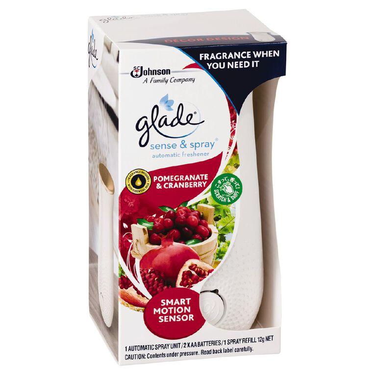 Glade Sense & Spray Pomegranate and Cranberry Primary 12g, , hi-res