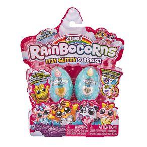 Zuru Rainbocorns Collectables Itzy Glitzy Surprise Series 1 2 Pack