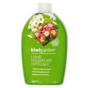 Kiwi Garden Liquid Houseplant Fertiliser 500ml