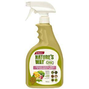 Yates Natures Way Citrus Vege & Ornamental Insect Spray RTU 750ml