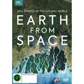 Earth From Space DVD 2Disc