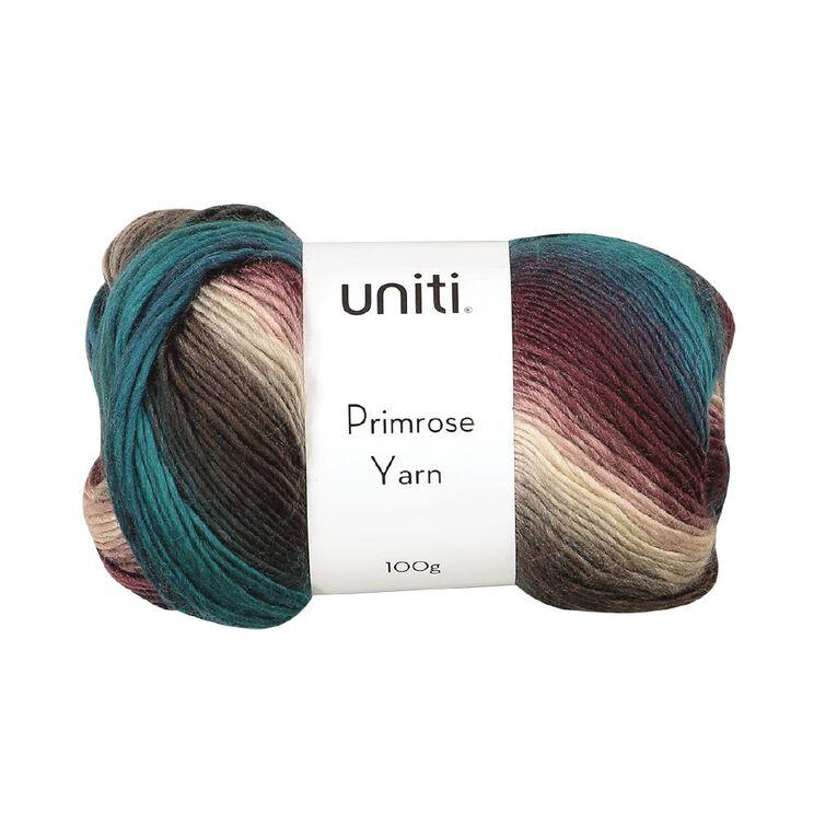 Uniti Yarn Primrose 100g Teal, , hi-res