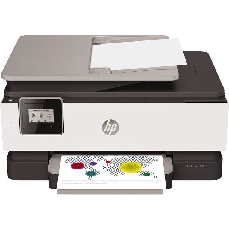 HP OfficeJet 8010 All-in-One Printer, , hi-res