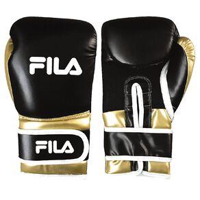 Fila Boxing Glove 12Oz PU Gold