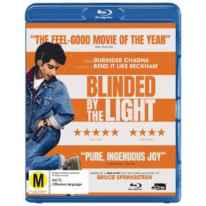 Blinded By The Light Blu-ray 1Disc