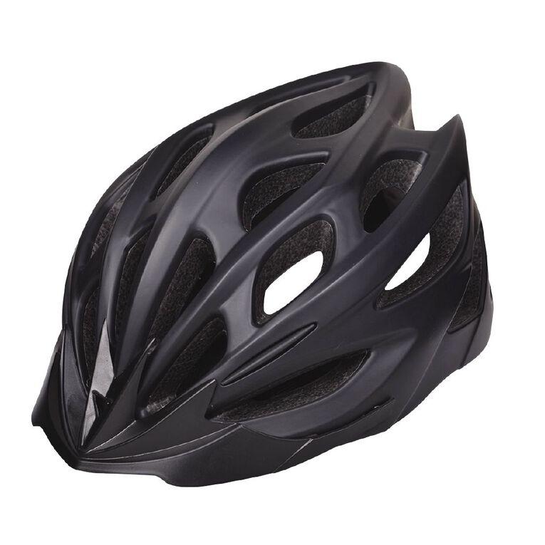 Milazo Pro Helmet Black 55-58cm, , hi-res