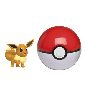 Pokemon Clip and Go Ball Assorted