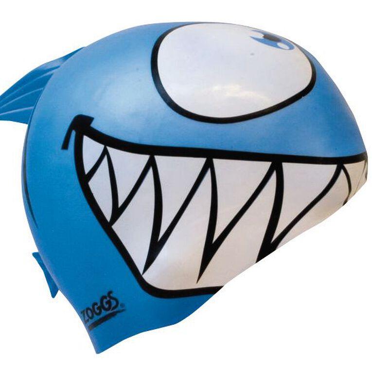 Zoggs Slicone Character Cap Junior Assorted, , hi-res