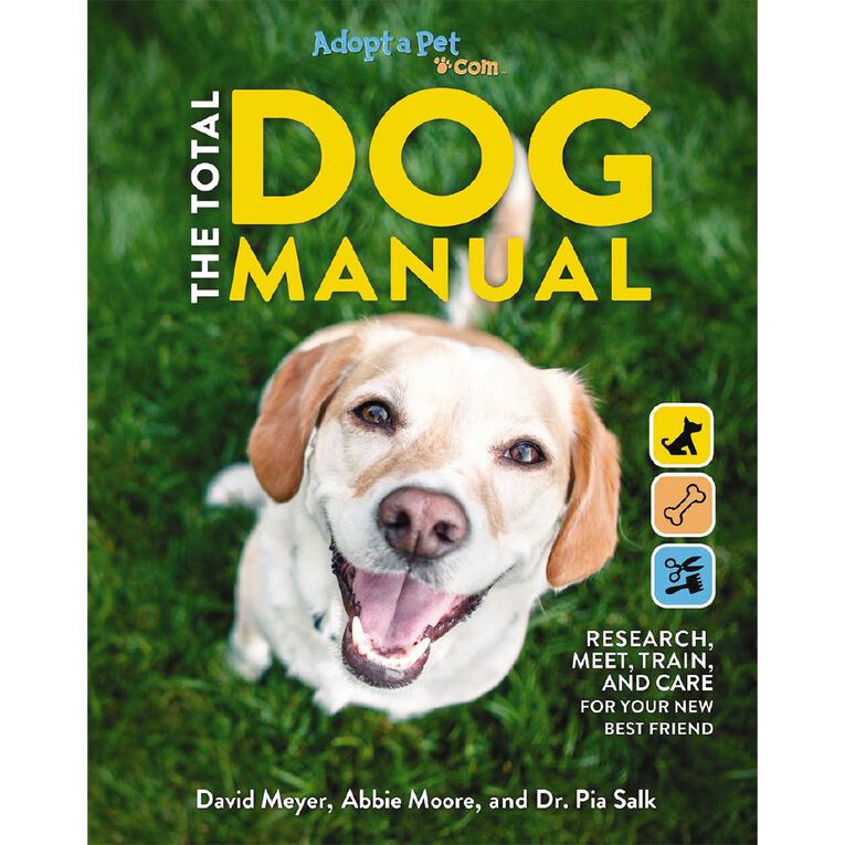 The Total Dog Manual N/A, , hi-res