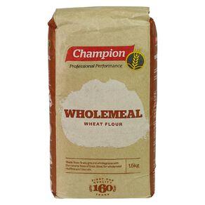 Champion Wholemeal Flour 1.5kg