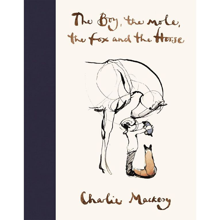 The Boy The Mole The Fox and The Horse by Charlie Mackesy, , hi-res