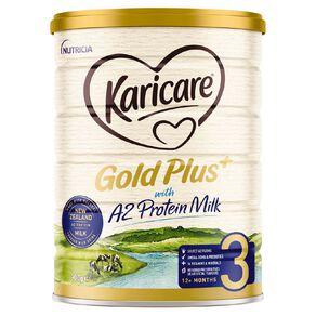 Karicare Gold+ A2 Protein Toddler Milk Stage 3 900g 900g