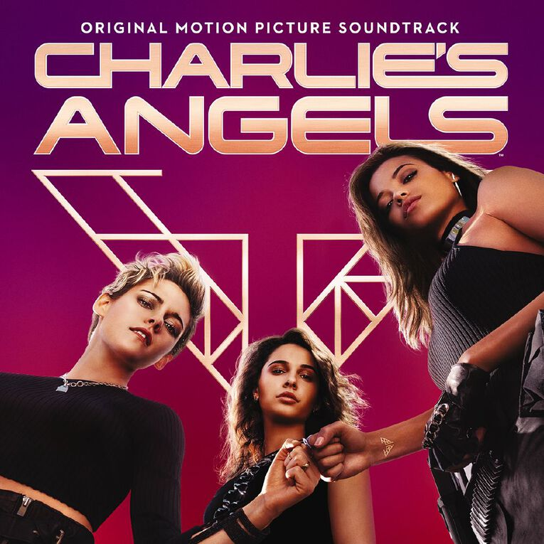 Charlies Angels Soundtrack CD by Various Artists 1Disc, , hi-res