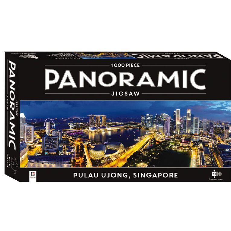 Hinkler Mindbogglers Panoramic 1000piece Singapore, , hi-res