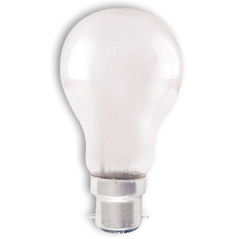 Edapt Halogena B22 Classic Light Bulb 70w 6 Pack, , hi-res