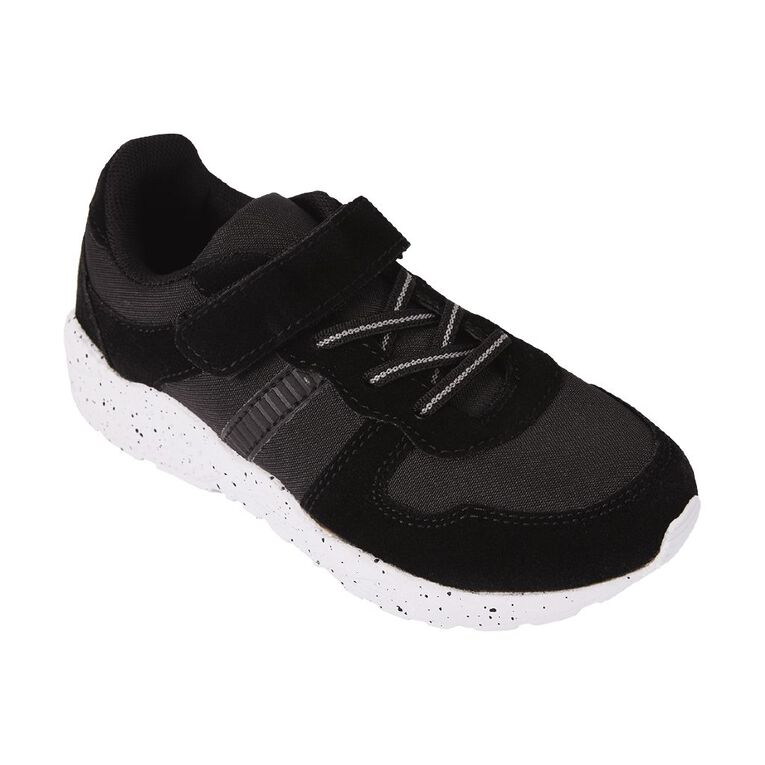 Active Intent Tyrus Shoes, Black, hi-res