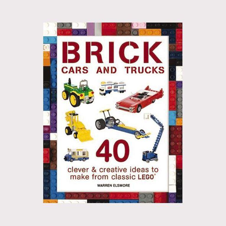 Brick Cars & Trucks by Warren Elsmore, , hi-res