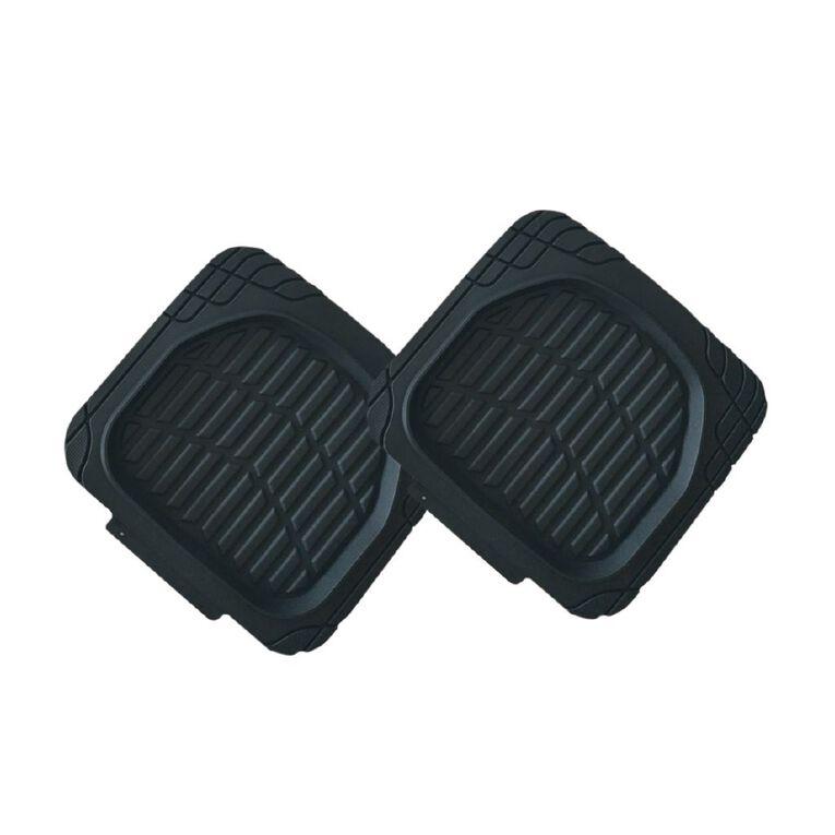 Mako Rubber Heavy Duty Rear Car Mat 2 Pack, , hi-res