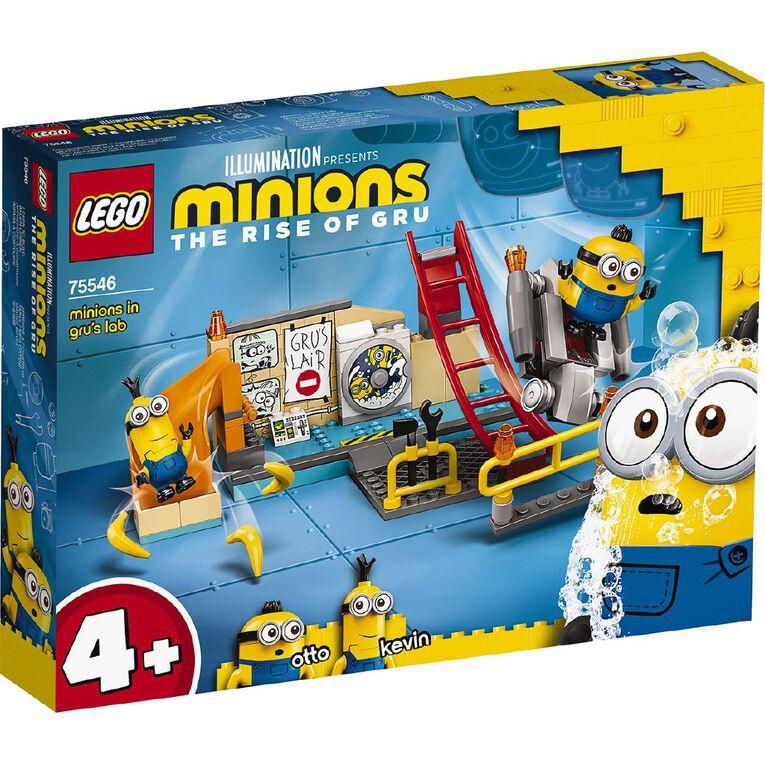 LEGO Minions In Gru's Lab 75546, , hi-res